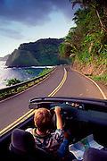 Road to Hana, Hana, Maui, Hawaii, USA
