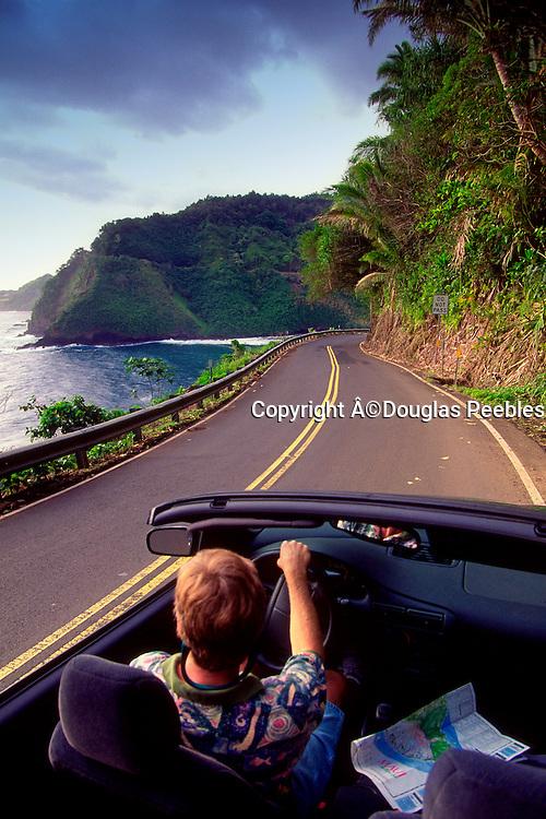 Road to Hana, Hana, Maui, Hawaii, USA