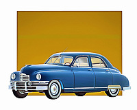 1948 was an amazing year for cars. The war was over. Americans were ready to buy automobiles again. This incredible sedan from that era is just one example of the optimism and boundless passion that Americans brought to building cars. It is a beautiful example of a great time in history. .<br />