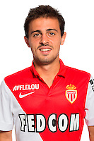 Bernardo SILVA - 29.08.2014 - Photo officielle Monaco - Ligue 1 2014/2015<br /> Photo : Stephane Senaux / AS Monaco / Icon Sport