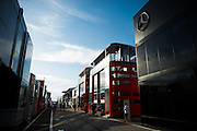 July 21-24, 2016 - Hungarian GP, Hungarian GP paddock