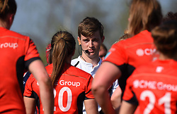 - Mandatory by-line: Paul Knight/JMP - 09/04/2017 - RUGBY - Cleve RFC - Bristol, England - Bristol Ladies v Saracens Women - RFU Women's Premiership Play-off Semi-Final