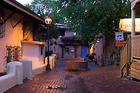 Teresina Lane, Taos Plaza, New Mexico