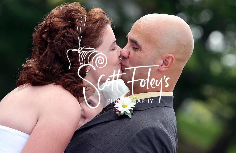 Larry and Heather Gray, Wedding, 30 Jun 06, Wayfarer Inn, Bedford, NH