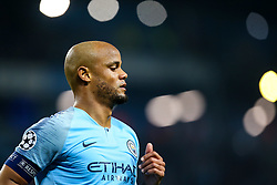 Vincent Kompany of Manchester City - Mandatory by-line: Robbie Stephenson/JMP - 17/04/2019 - FOOTBALL - Etihad Stadium - Manchester, England - Manchester City v Tottenham Hotspur - UEFA Champions League Quarter Final 2nd Leg