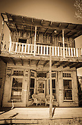 Old buildings, Tombstone, Arizona USA