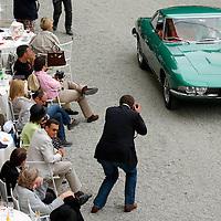 1962 Alfa Romeo 2600 Coupé Pininfarina, Concorso d'Eleganza Villa d'Este Italy 2010
