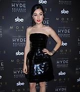 Sasha Grey is seen at Hyde Bellagio - 17 June 2018
