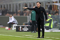 Milano - 19.10.2017 - Milan-AEK Atene - Europa League   - nella foto:  Vincenzo Montella