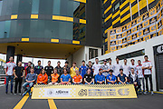 November 13-16, 2014 : 61st Macau Grand Prix, F3 driver photo