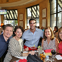 Mike and Kathy Schere, Cory Stark, Jan Hungerford, Sheila Schnurbusch