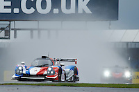 John Falb (USA) / Enzo Potolicchio (VEN) / Sean Rayhall (USA)  #10 Graff, Ligier JS P3, Nissan VK50VE 5.0 L V8,during Qualifiying for the ELMS  as part of the ELMS 4 Hours of Silverstone 2016 at Silverstone, Towcester, Northamptonshire, United Kingdom. April 16 2016. World Copyright Peter Taylor. Copy of publication required for printed pictures.