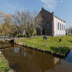 Noordeinde, Graft-De Rijp, Noord Holland, Netherlands