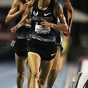 RITZENHEIN - 13USA, Des Moines, Ia.  - Ritzenhein took the lead late in the 10.000. Photo by David Peterson