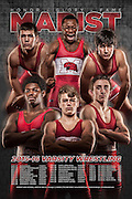 Marist High School 2015 2016 Wrestling Sports Photography. Chicago, IL. Chris W. Pestel Chicago Sports Photographer.