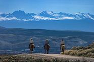 Wyoming Ranch Life