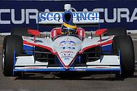 Sebastien Bourdais, Honda Grand Prix of St. Petersburg, Streets of St. Petersburg, St. Petersburg, FL USA 3/27/2011