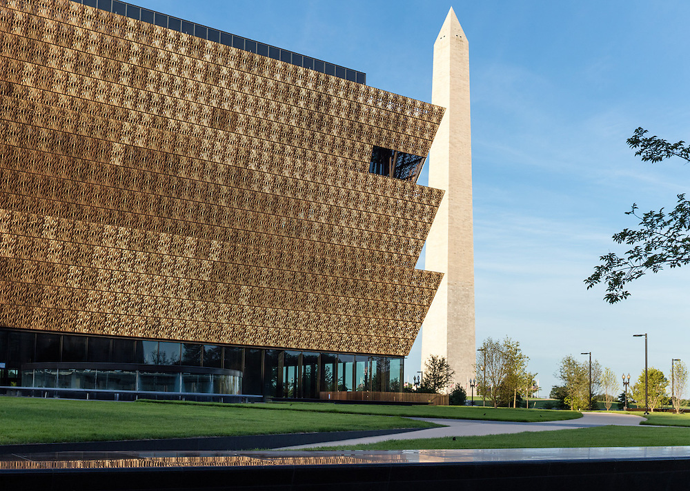 African-American Museum & Washington Monument