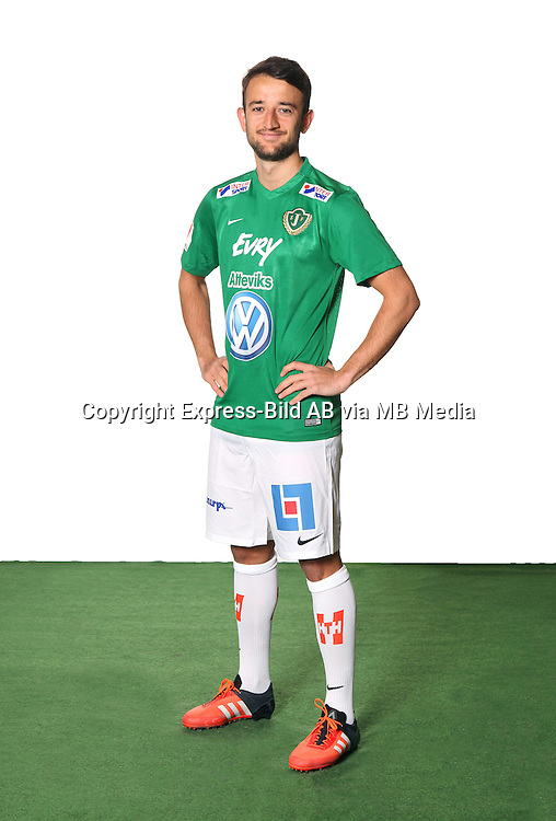 Robert Gojani<br /> Helfigur<br /> @Leverans<br /> Allsvenskan 2016<br /> Fotboll