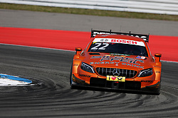 May 5, 2018 - Germany - Motorsports: DTM race Hockenheimring, Saison 2018 - 1. Event Hockenheimring, GER, Lucas Auer ( AUT, Mercedes HWA AG  (Credit Image: © Hoch Zwei via ZUMA Wire)