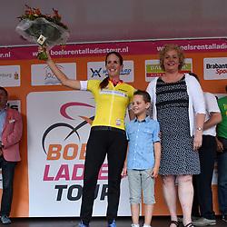 31-08-2016: Wielrennen: Ladies Tour: Gennep<br /> GENNEP (NED) wielrennen<br /> In Gennep werd een ploegtijdrit verreden<br /> Minke van Dongen