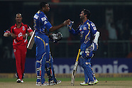 CLT20 2013 2nd Semi Final - Mumbai Indians v Trinidad & Tobago