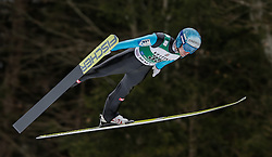 04.02.2017, Heini Klopfer Skiflugschanze, Oberstdorf, GER, FIS Weltcup Ski Sprung, Oberstdorf, Skifliegen, im Bild Michael Hayboeck (AUT) // Michael Hayboeck (AUT) during mens FIS Ski Flying World Cup at the Heini Klopfer Skiflugschanze in Oberstdorf, Germany on 2017/02/04. EXPA Pictures © 2017, PhotoCredit: EXPA/ Peter Rinderer