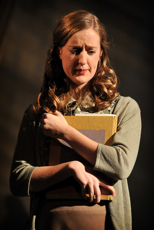 "Bag & Baggage's production of ""Glass Menagerie"" in September 2010. (photo by Casey Campbell)"