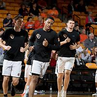 Men Basketball vs Liberty Alumni Day