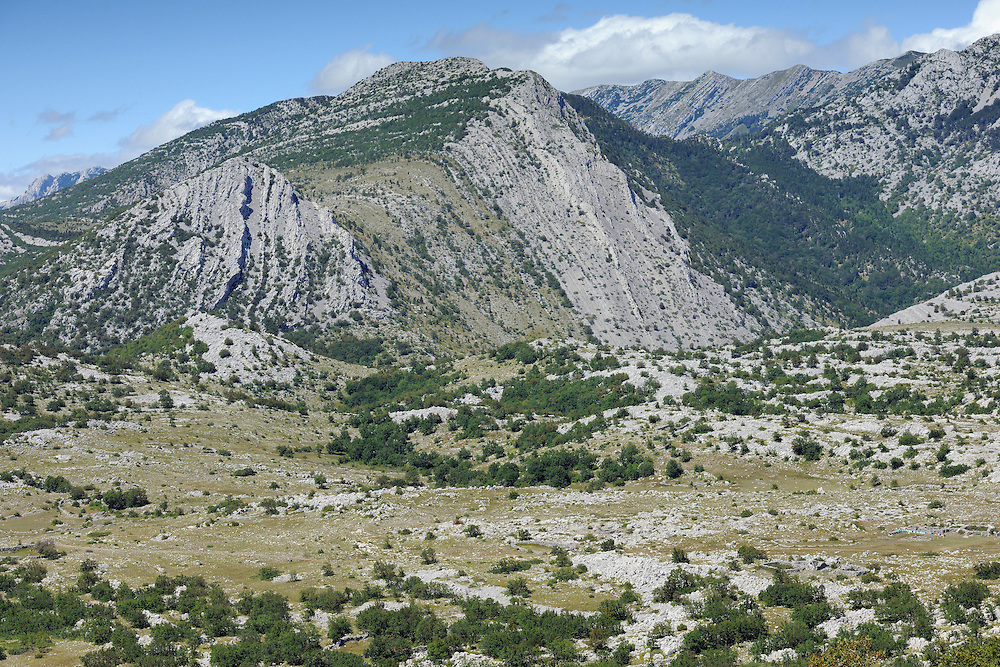 Paklenica National Park, Velebit Nature Park, Dalmatian coast, Croatia
