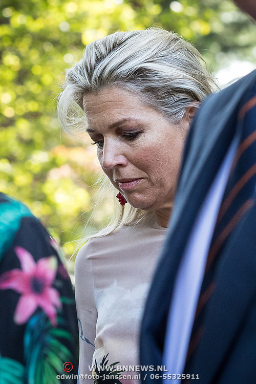 NLD/Den Haag/20190822 - Uitvaart Prinses Christina, Koningin Maxima
