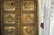 Palace guard, City Palace, Jaipur