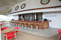 Celebrity Eclipse interior photos.The Sunset Bar
