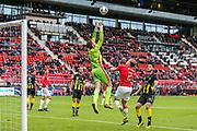 ALKMAAR - 22-10-2017, AZ - FC Utrecht