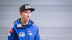 14.10.2014, Bergisel, Innsbruck, AUT, Thomas Diethart im Portrait, im Bild der österreichische Skispringer Thomas Diethart bei einem Fototermin // the Austrian Skijumper Thomas Diethart during a photoshoot at the Bergisel, Innsbruck, Austria on 2014/10/14. EXPA Pictures © 2014, PhotoCredit: EXPA/ JFK