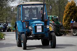 CZECH REPUBLIC VYSOCINA NEDVEZI 4MAY19 - Tractor festival in the village of Nedvezi, Vysocina, Czech Republic.<br /> <br /> <br /> <br /> jre/Photo by Jiri Rezac<br /> <br /> <br /> <br /> © Jiri Rezac 2019