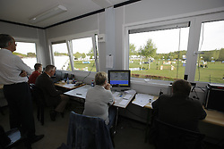 Presscenter<br /> CSIO Lummen 2008<br /> Photo © Hippo Foto