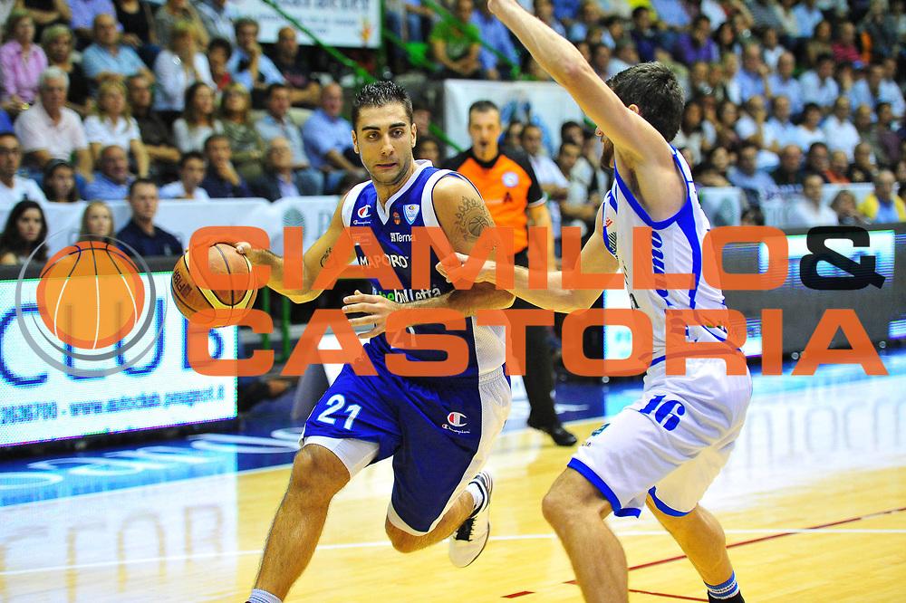 DESCRIZIONE : Sassari Lega A 2012-13 Dinamo Sassari chebolletta Cant&ugrave;<br /> GIOCATORE : Pietro Aradori<br /> CATEGORIA : Palleggio<br /> SQUADRA : chebolletta Cant&ugrave;<br /> EVENTO : Campionato Lega A 2012-2013 <br /> GARA : Dinamo Sassari chebolletta Cant&ugrave;<br /> DATA : 14/10/2012<br /> SPORT : Pallacanestro <br /> AUTORE : Agenzia Ciamillo-Castoria/M.Turrini<br /> Galleria : Lega Basket A 2012-2013  <br /> Fotonotizia : Sassari Lega A 2012-13 Dinamo Sassari chebolletta Cant&ugrave;<br /> Predefinita :