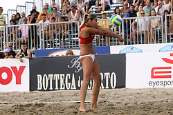 VERONICA ANGELONI<br /> LEGA VOLLEY SUMMER TOUR 2014<br /> ALL STAR GAME SAND VOLLEY FEMMINILE 2013-2014<br /> RICCIONE (RN) 13-07-2014<br /> FOTO FILIPPO RUBIN