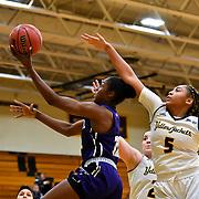 Stonehill Women's Basketball 01-09-19
