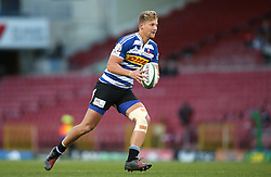 Robert du Preez of Western Province on the attack during the Currie Cup Premier Division match between the DHL Western Province and the Pumas held at the DHL Newlands rugby stadium in Cape Town, South Africa on the 17th September  2016<br /> <br /> Photo by: Shaun Roy / RealTime Images