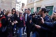 Roma 11 Aprile 2013.Ilona Staller torna in politica, dopo  l'esperienza di deputata nel 1987 con il Partito Radicale, l'ex porno-attrice , conosciuta con il nome d'arte Cicciolina, parteciperà alle comunali di Roma nelle liste del Partito Liberale Italiano (Pli). .