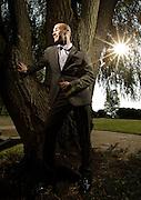 Roxbury, MA  071211   Javier Torres (Cq) photographed at Fort Hill Park in Roxbury  for the 2011 Boston Globe's 25 Most Stylish on July 12, 2011. (Essdras M Suarez/ Boston Globe)/ G