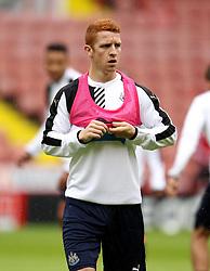 Newcastle United's Jack Colback - Mandatory by-line: Robbie Stephenson/JMP - 26/07/2015 - SPORT - FOOTBALL - Sheffield,England - Bramall Lane - Sheffield United v Newcastle United - Pre-Season Friendly