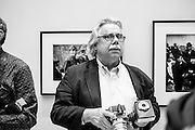 "Opening of the exhibition ""Augen Auf!"" (100 Years Leica) curated by Hans-Michael Koetzle at the Deichtorhallen, Hamburg, 2014"