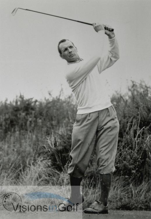 Max Faulkner<br /> Picture Credit: &copy;Visions In Golf / Michael Hobbs