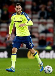 Richard Keogh of Derby County - Mandatory by-line: Matt McNulty/JMP - 04/08/2017 - FOOTBALL - Stadium of Light - Sunderland, England - Sunderland v Derby County - Sky Bet Championship