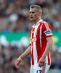 Stoke City's Ryan Shawcross - Photo mandatory by-line: Matt Bunn/JMP - Tel: Mobile: 07966 386802 14/09/2013 - SPORT - FOOTBALL -  Britannia Stadium - Stoke-On-Trent - Stoke City V Manchester City - Barclays Premier League