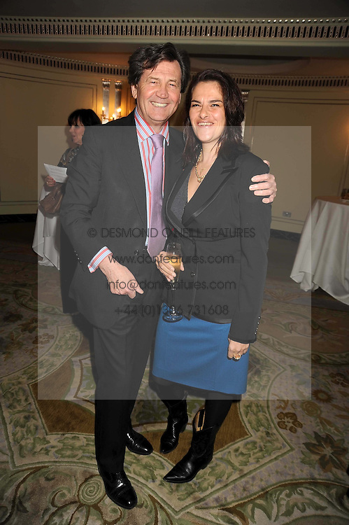 LORD BRAGG and TRACEY EMIN at the 2009 South Bank Show Awards held at The Dorchester, Park Lane, London on 20th January 2009.