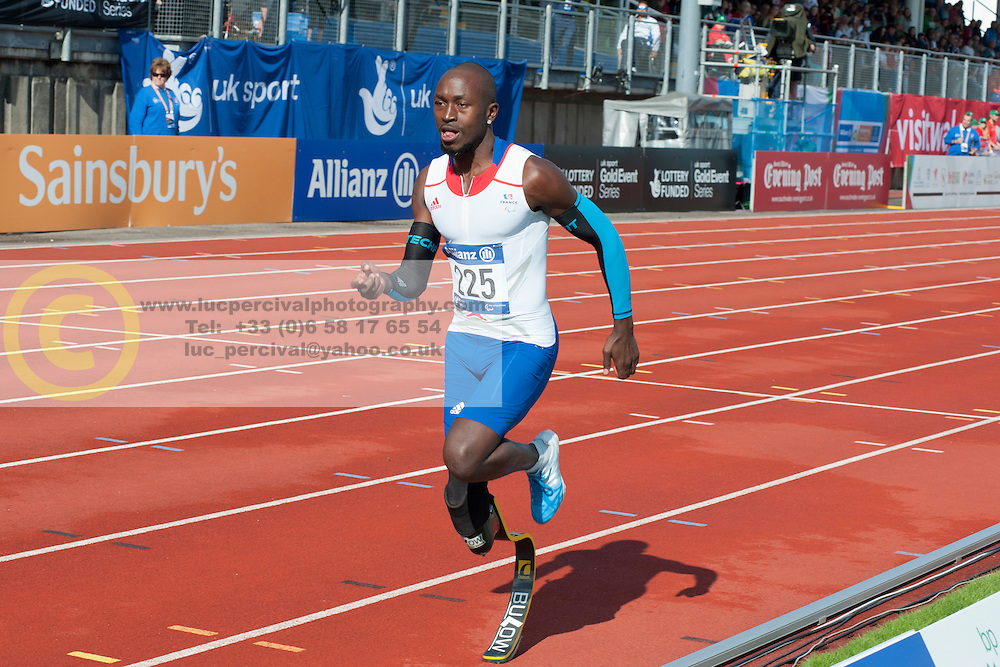 ALAIZE Jean-Baptiste, 2014 IPC European Athletics Championships, Swansea, Wales, United Kingdom